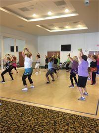 DANCE YOURSELF FIT ZUMBA - Flash Intro - Naples, FL