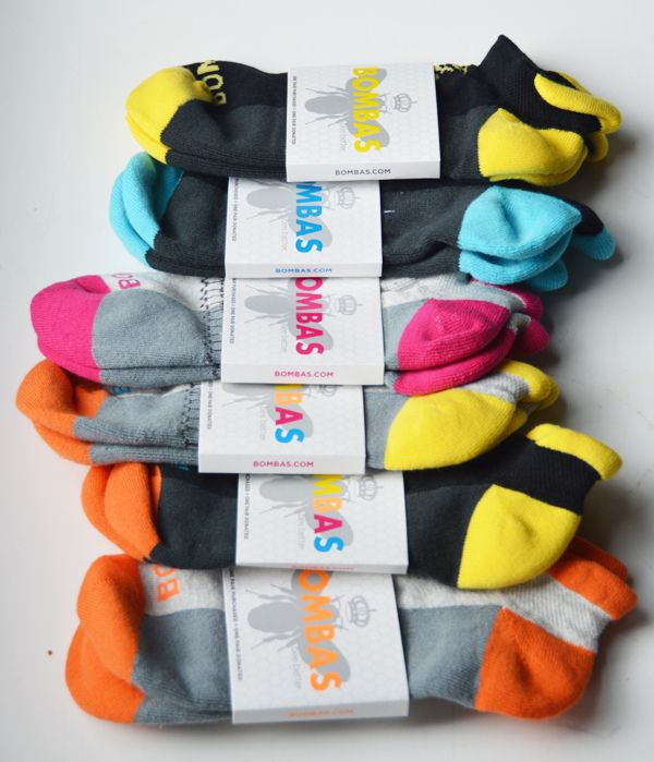 These are not just socks. These are the best performing and most innovative socks in the last 20 years. Also, for each pair you buy, one pair goes to someone in need. SHOP @bombassocks