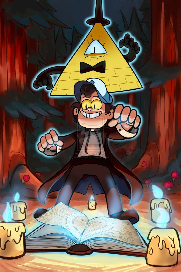 Gravity Falls Jounal Wallpaper Bipper By Twistedcaliber Deviantart Com On Deviantart