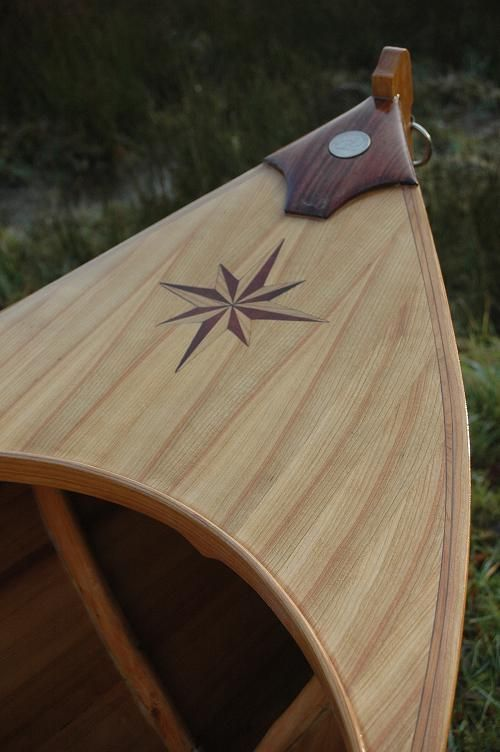 Adirondack Guide Boat Pictures | Guillemot Kayaks - Small Wooden Boat Designs #woddenboat