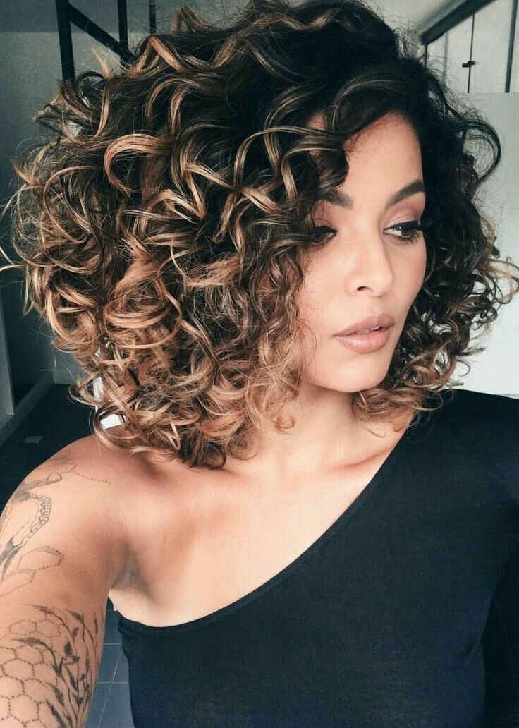 Pin By Sweetness On Hairstyles In 2018 Pinterest Curly Hair