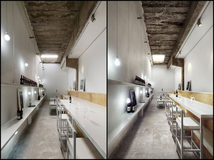 Render Vs Photo KUU Xcoma Bar