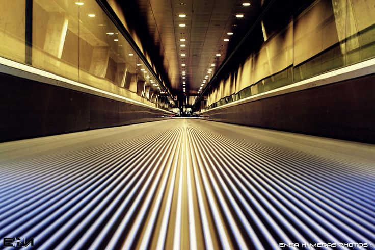 Tapis roulant - Elmas Airport