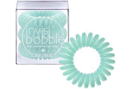 €5.90 invisibobble Original Mint to Be hellävarainen hiuslenkki 3 kpl  *kaiken väriset käy