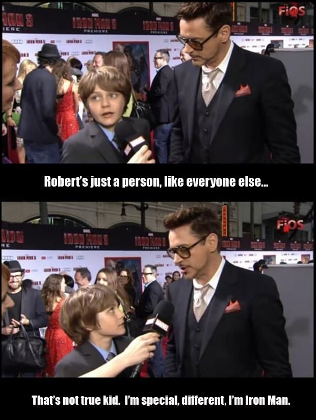 Community Post: Why Robert Downey Jr. Is The BEST