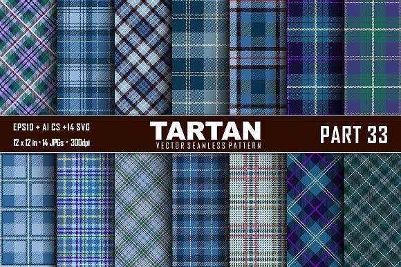 Click To Download Seamless Tartan Pattern Part 33 By