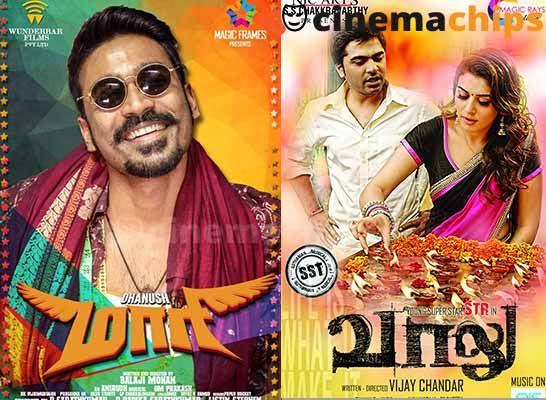 #Dhanush #Maari to Sacrifice for #Simbu #Vaalu film? #KajalAggarwal #HansikaMotwani #Santhanam http://www.cinemachips.com/dhanush-maari-to-sacrifice-for-…/