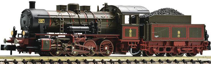 Special series: Steam locomotive of the series pr. G 8.1 of the K.P.E.V.