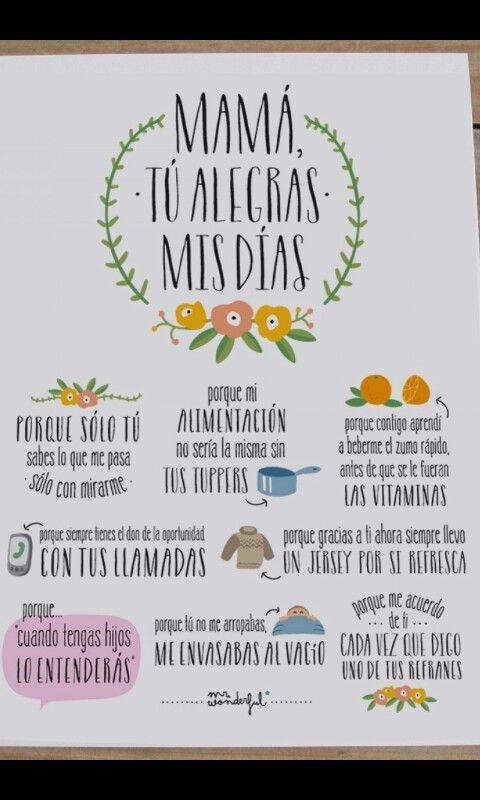 Gracias Madre Quotes 37 best camisetas dia de la madre images on pinterest | drawings