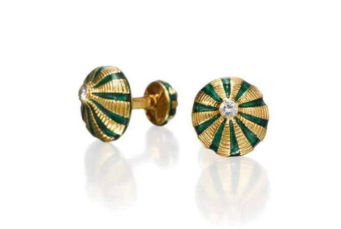 Guide to Men's Cufflinks: Important Designers & Styles