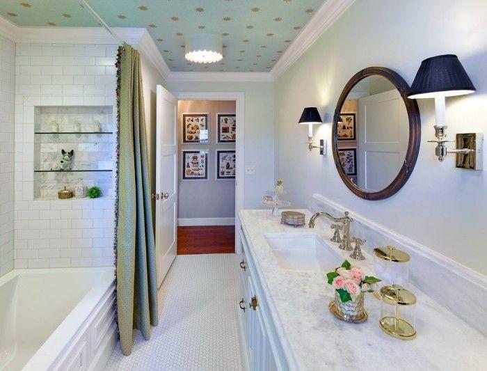Moderne Und Praktische Inspirationen Fur Ihre Badezimmer Decke House Design Bathroom House