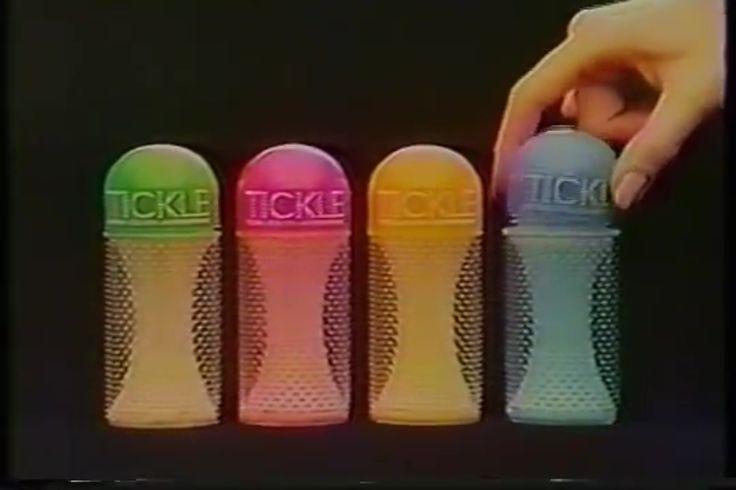tickle deodorant - Google Search