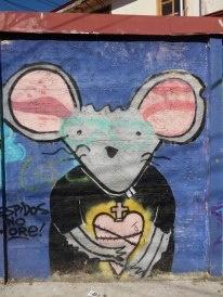 Corazón de ratón.