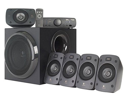 Z906 5.1 speakers Logitech