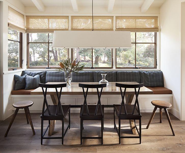 breakfast nook | Arcanum Architecture, Inc.