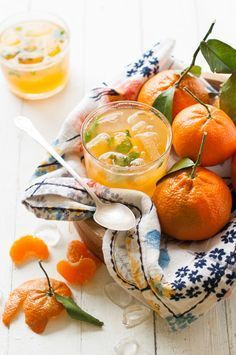Winter Lemonade Mandarin Mint