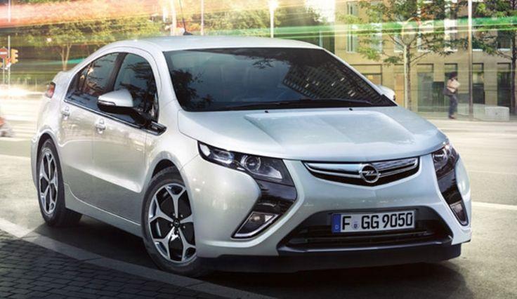 Opel Ampera ¿Te gusto? Ven a conocerme a Motor Gomez