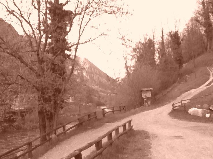Val Brembana - Crossroads -- Val Brembana - Bivio