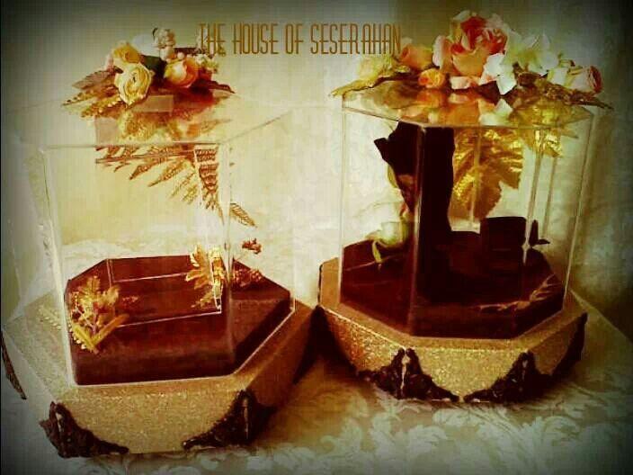 #weddingjewellerycase #weddingbox #seserahan #tempatperhiasan #thehouseofseserahan