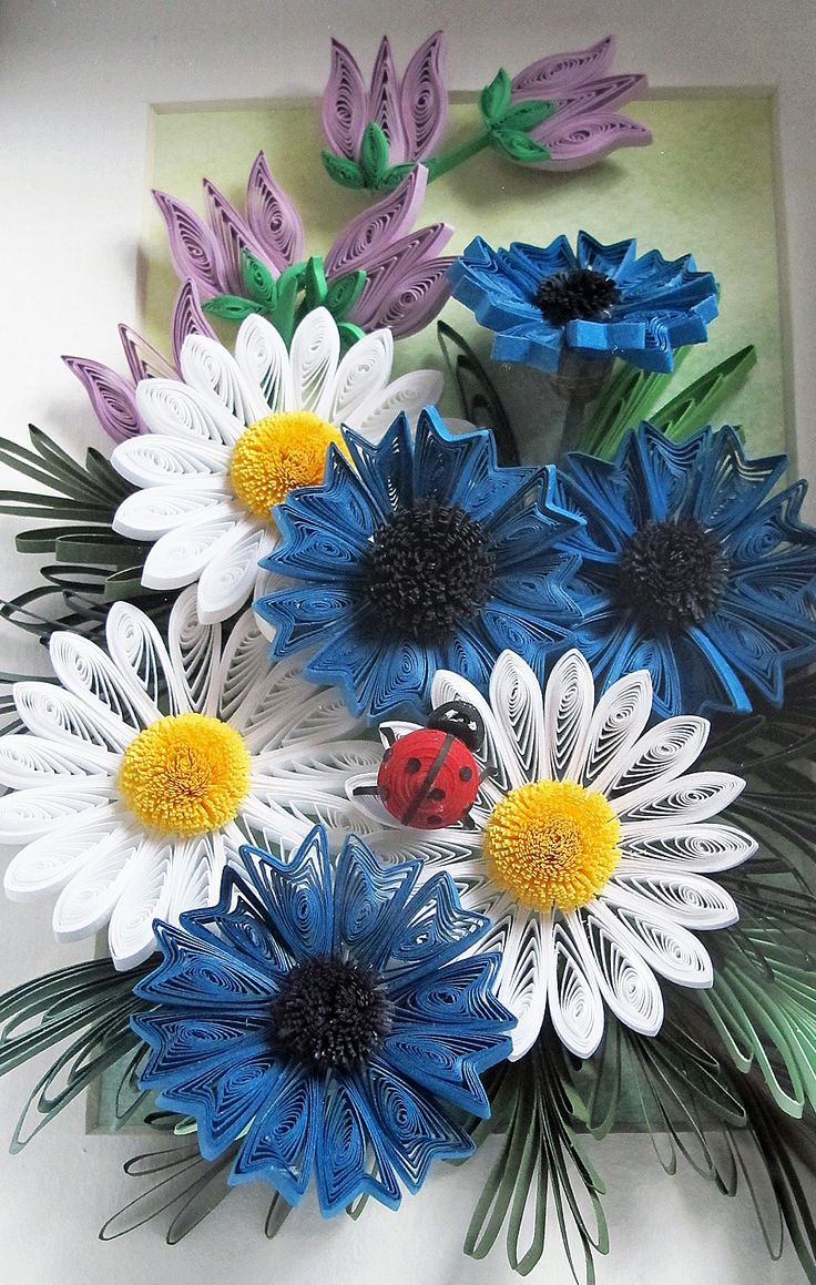 Gorgeous! [ quilling supplies and more in Russia ~ QuillingShop.ru ]