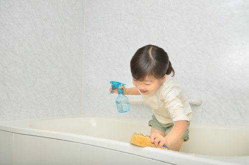 風呂 掃除