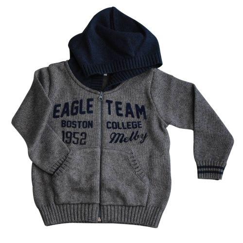 maglia con cappuccio in misto cotone e lana, della nuova collezione #Melby nuova collezione Autunno/Inverno 2013/2014