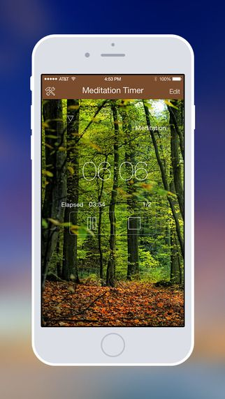 Meditation Timer Free by Maxwell Software