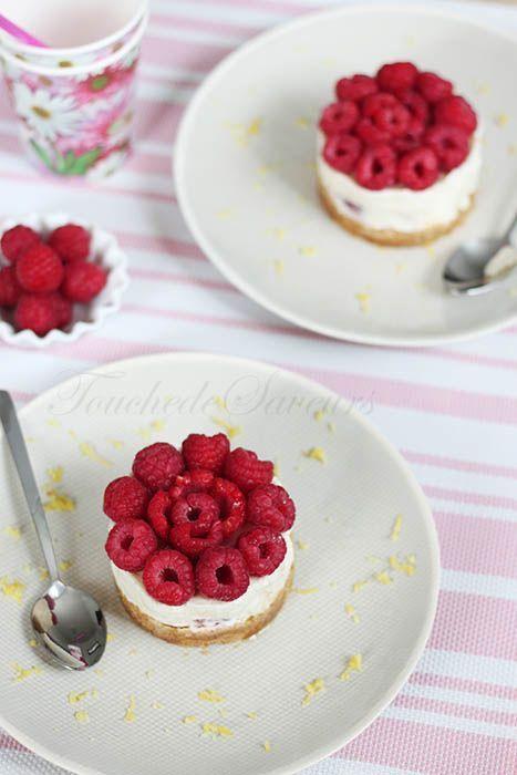 907 best en cuisine les framboises images on pinterest raspberries raspberry and recipes - Cheesecake framboise sans cuisson ...