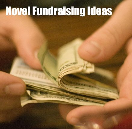 This article is all about new, different and novel fundraising ideas! You'll find 10 of the best and most successful novel fundraisers. Read it by clicking on the image or following this link:  http://www.rewarding-fundraising-ideas.com/novel-fundraising-ideas.html  (Photo by J R / Flickr)