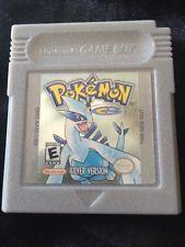Pokemon Silver Version (Nintendo Gameboy)  get it http://ift.tt/2bZPHYB pokemon pokemon go ash pikachu squirtle