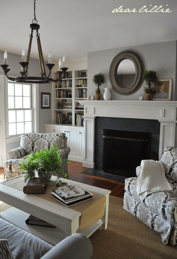 My Parent's Living Room by Dear Lillie - Best 25+ Stonington Gray Ideas On Pinterest Benjamin Moore