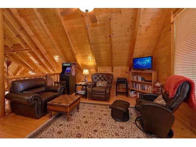 Gorgeous Cabin With A Great View in Sevierville, TN - Houses - Apartments for Rent - Pigeon Forge - Tennessee - announcement-75031