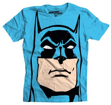 Batman Face | MascaraDeLatex.ES
