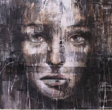 "Saatchi Art Artist Donatella Marraoni; Painting, ""Rain"" #art"