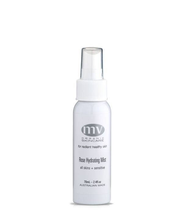 MV Organic Skincare Rose Hydrating Mist   MV Organic Skincare