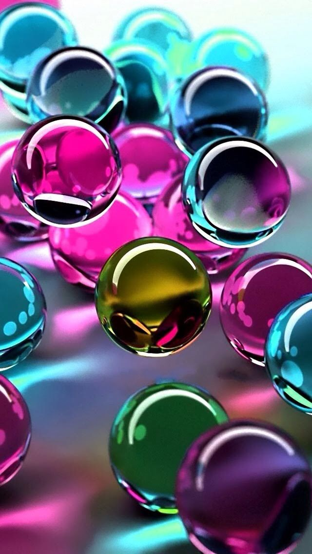 Marbles Cool Stacked Marbles Pinterest Iphone Wallpaper
