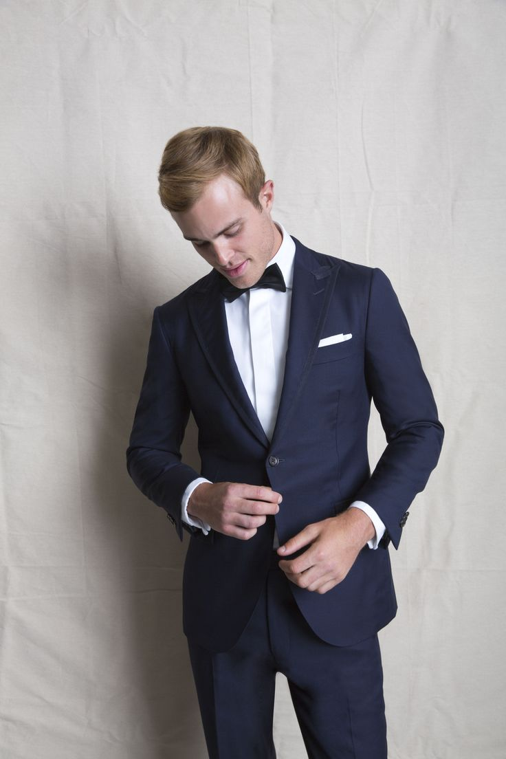 Getting hitched this winter, or need a new formal suit for black tie events? Try our Navy Mauritz Collection Tuxedo. It's one you can dance in. $149.95.  http://www.mjbale.com/mauritz-navy-tuxedo-13893