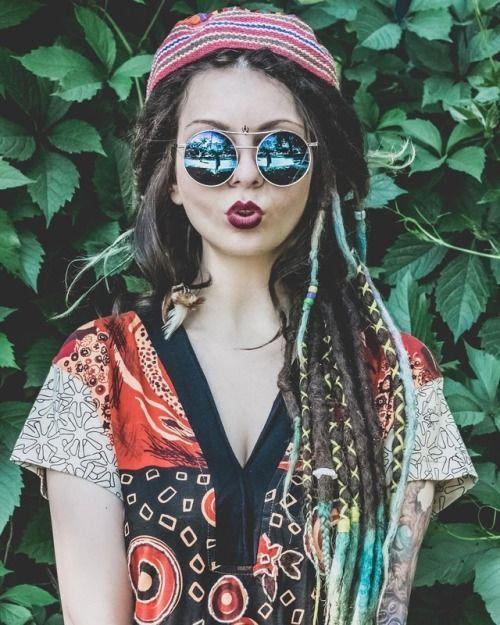 Dreamlocks | All Tressed Up en 2019 | Dreads, Rasta hair y ... - photo #23