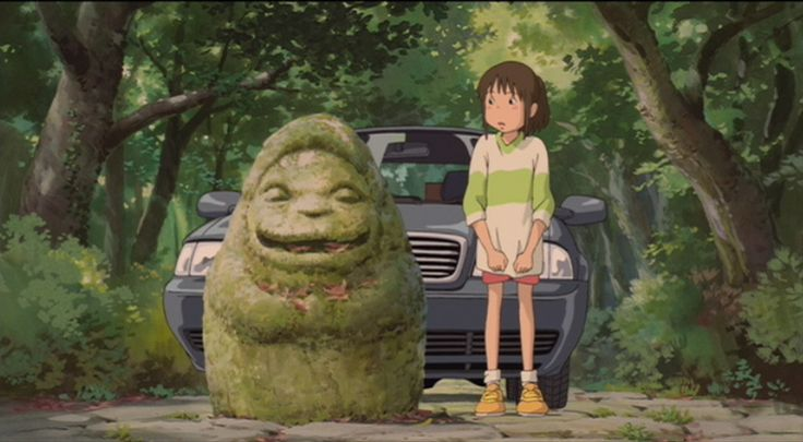 Spirited Away - Dinner and a Movie