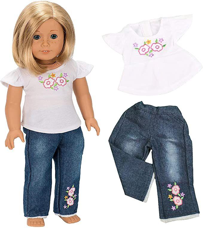 Textile Fashion Doll 18 Inch Doll Premium Doll for Girls Exclusive Doll Rag doll