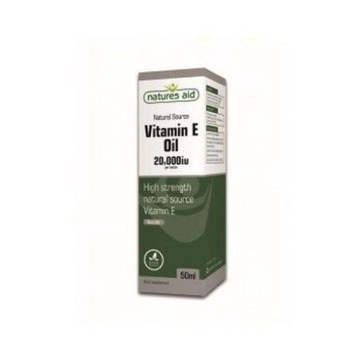 Vitamin E Oil 20,000iu 50ml