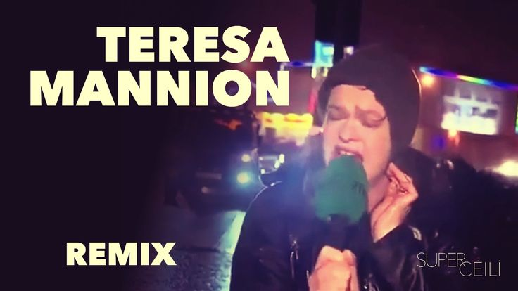 The funniest thing I've seen all year...Teresa Mannion reporting for RTE news from Galway, Ireland, during Storm Desmond - remixed