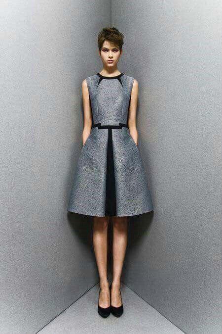 Платье женское весна 2017 модные тенденции