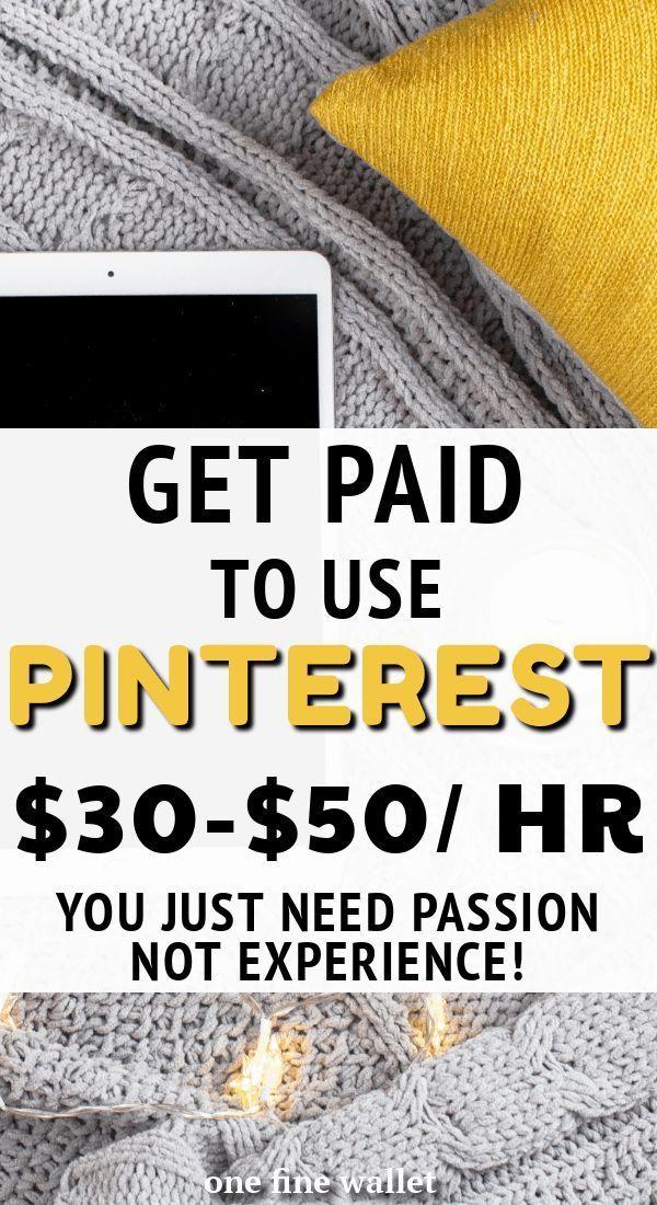 Erfahren Sie, wie Sie mit Pinterest von zu Hause aus Geld verdienen können. Verdienen Sie bis zu $ 50 pro Stunde als Pi …   – MMO using PINTEREST