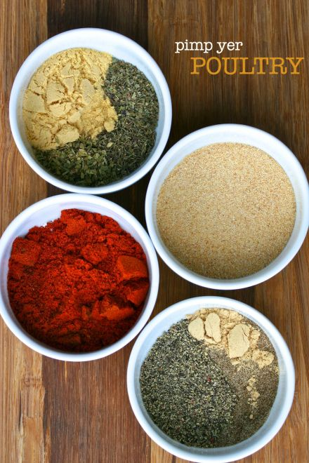 Homemade Seasoned Flour (Shake 'bake) | This is a recipe for your dinner. A regular, non-sports-related dinner. It doesn't require mesh football jerseys, collectible mugs, or tribute pennants. It doesn't require you to dig deep. It ain't no Cinderella story. | From: movitabeaucoup.com