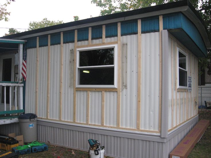 Mobile Home Siding Mobile Home Siding Mobile Home
