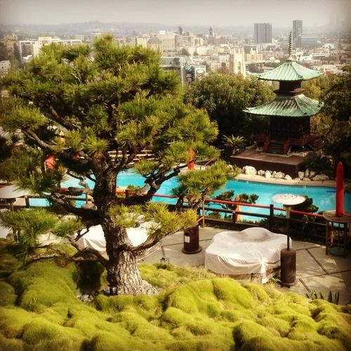 Yamashiro Japanese Gardens U0026 Restaurant   Once A Private Home For Eastern  Art Collectors, This