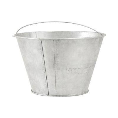 Balde Galvanizado Para Concreto 11 Litros Vonder - R$ 29,90 em Mercado Livre
