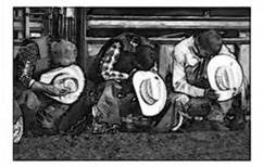 cowboys and prayer