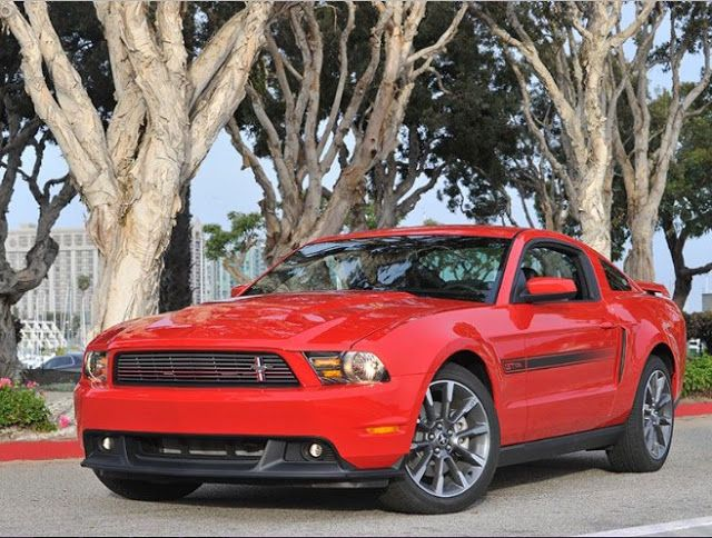 Best 4 Door Sports Cars Under 10k With Images Ford Mustang